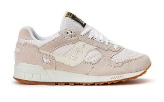 Saucony SHADOW 5000 BEIGE BLANCO S70404-22
