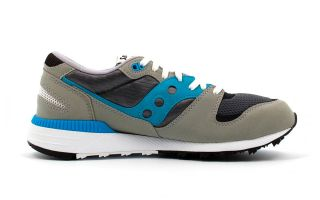 SAUCONY AZURA GREY BLUE S70437-15