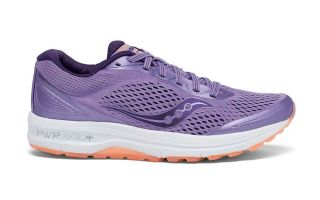 Saucony CLARION PURPLE WOMEN S10447-37