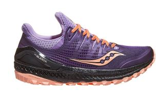Saucony XODUS ISO 3 PURPLE WOMEN S10449-37