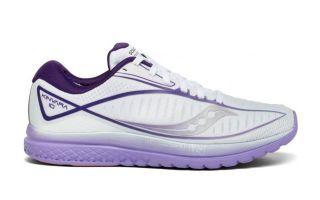 saucony kinvara 5 mujer purpura