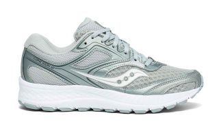 Saucony COHESION 12 GRIS PLATA MUJER S10471-4