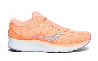 Saucony SAUCONY RIDE ISO 2 CORAL BLANCO MUJER S10514-36