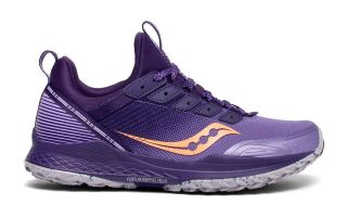Saucony MAD RIVER TR 2 PURPLE WOMEN S10521-37