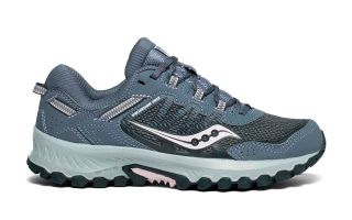Saucony EXCURSION TR13 GRIS NEGRO MUJER S10524-3