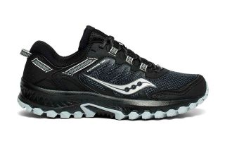 Saucony EXCURSION TR13 NEGRO MUJER S10525-1