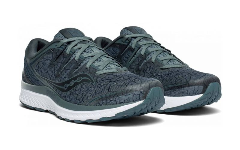 Saucony Guide Iso 2 blue - Pronation