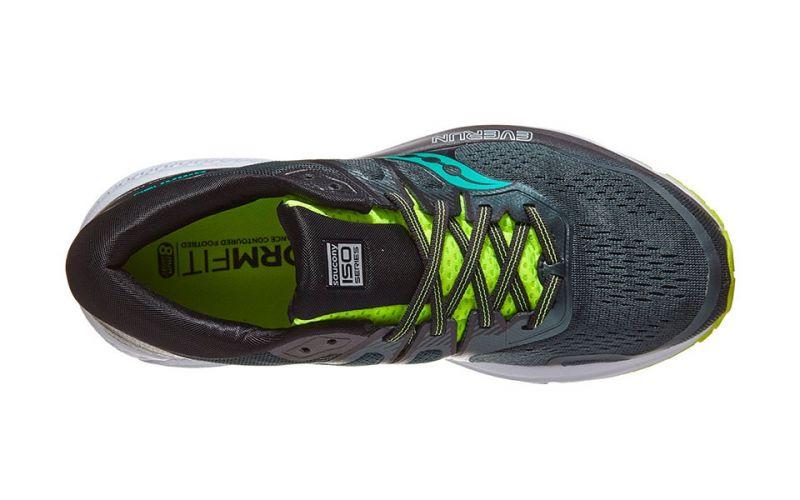 OMNI ISO 2 BLACK GREEN S20511-37