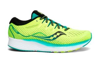 Saucony RIDE ISO 2 YELLOW BLUE S20514-36