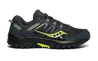 Saucony EXCURSION TR13 BLACK FLUOR YELLOW S20524-3