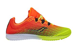 <center><b>Saucony</b><br > <em>TYPE A9 FLUOR YELLOW ORANGE S29065-1</em>