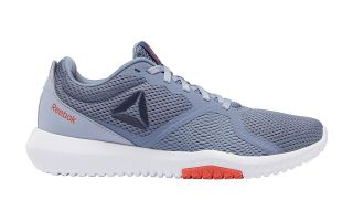 Reebok FLEXAGON FOR BLU GRIGIO DONNA
