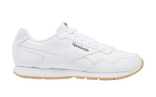 Reebok ROYAL GLIDE WHITE BLACK LOGO WOMEN DV6723