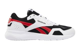 REEBOK ROYAL DASHONIC 2.0 BLANCO NEGRO ROJO  DV6739