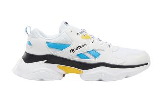 Reebok ROYAL BRIDGE 3 BLANCO NEGRO AZUL AMARILLO DV8844