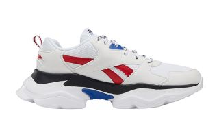 Reebok ROYAL BRIDGE 3 BLANCO NEGRO AZUL ROJO DV8845
