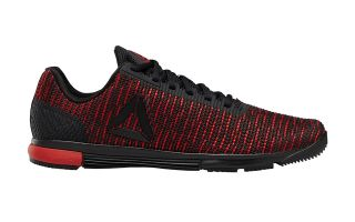 Reebok SPEED TR FLEXWEAVE NOIR ROUGE DV9557