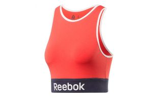 Reebok SUJETADOR TRAINING ESSENTIALS ROJO
