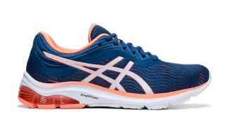 GEL PULSE 11 AZUL NAVY  CORAL MUJER 1012A467 401