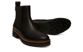 Timberland BOTAS LONDON SQUARE CHELSEA NEGRO MUJER TB0A1RBJ0151