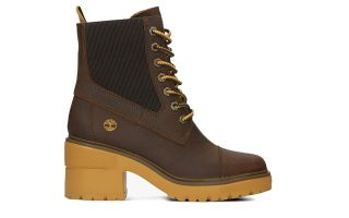 Timberland SILVER BLOSSOM MID MARRON OSCURO MUJER TB0A21ZA2031