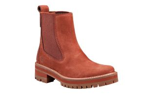 Timberland COURMAYEUR VALLEY CHELSEA MARRONE CHIARO DONNA
