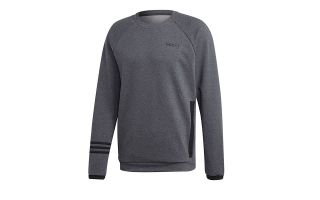 adidas SUDADERA ESSENTIALS MOTION PACK GRIS