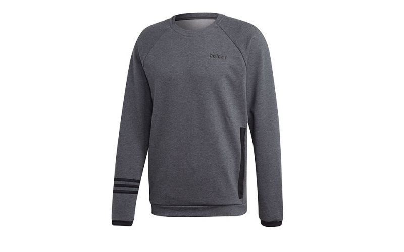 SUDADERA ESSENTIALS MOTION PACK GRIS