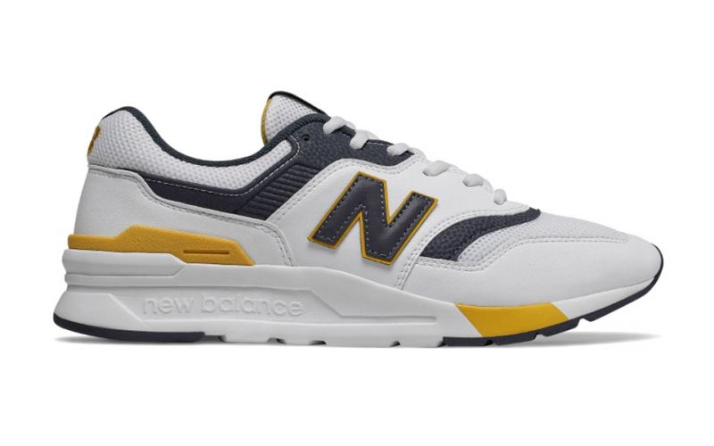 new balance 997h femme jaune
