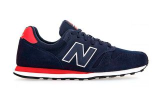 NEW BALANCE ML373 AZUL MARINO ROJO ML373MBT