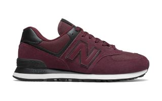 New Balance 574 ROJO NEGRO ML574ECD