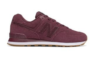 NEW BALANCE ML574 ROJO VINO ML574NFB