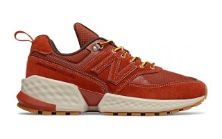 New Balance 574 SPORT ROSSO MS574ARD