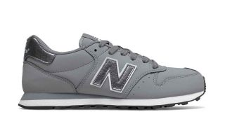 NEW BALANCE 500 GRIS MUJER GW500PSG