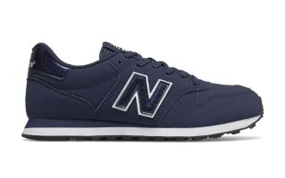 New Balance 500 BLUE WOMAN GW500PSN