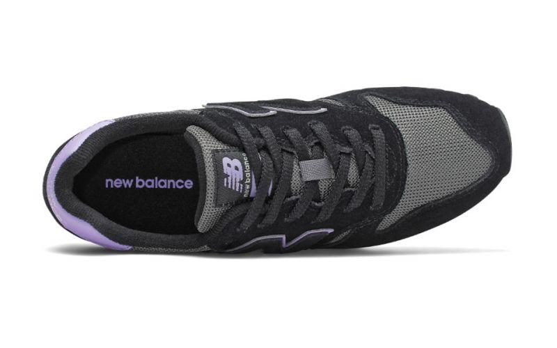 new balance 373 negro mujer