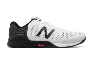NEW BALANCE MINUMUS PREVAIL BLANCO NEGRO MXMPLW1