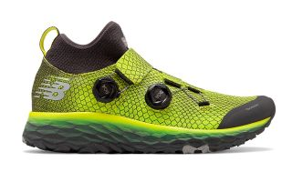 New Balance FRESH FOAM HIERRO V4 BOA FLUOR YELLOW BLACK MTHBOAY