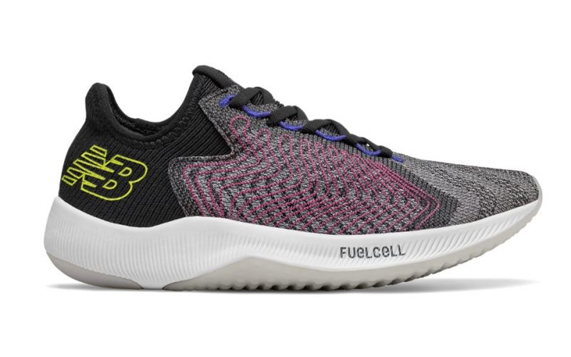 Fuelcell Rebel Negro Gris Mujer Wfcxbm