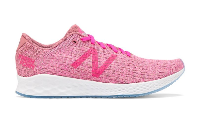 Fresh Foam Zante Pursuit Rosa Mujer Wzanpdr