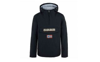 Napapijri CHAQUETA RAINFOREST WINTER NEGRO