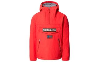 Napapijri JACKET NAPAPIJRI POCKET RED