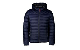 Napapijri HOOD 1 NAVY BLUE JACKET