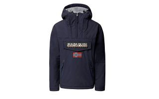 Napapijri PKT 2 NAVY BLUE WOMEN JACKET