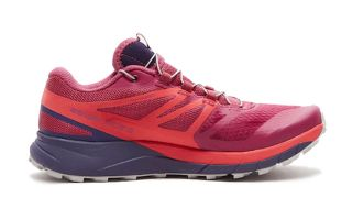 SALOMON SENSE RIDE 2 RED PINK WOMAN L40676900