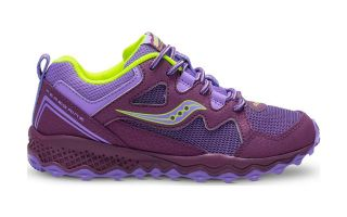 Saucony PEREGRINE SHIELD 2 VIOLET JUNIOR SK159572