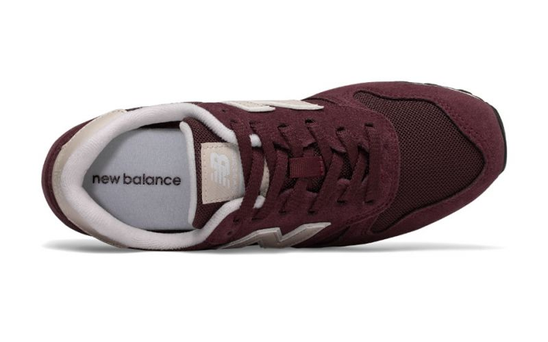 New Balance 373 Rojo Vino Mujer - La máxima calidad