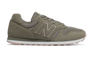 NEW BALANCE 373 VERDE OSCURO MUJER WL373MMS