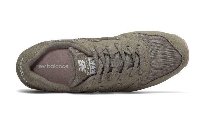 New Balance 373 Verde Oscuro Mujer - Estilo casual