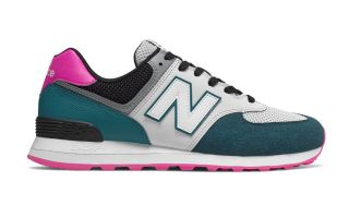 New Balance 574 AZUL BLANCO ML574PWC